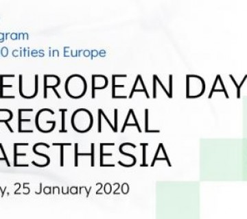 3rd European Day of Regional Anesthesia